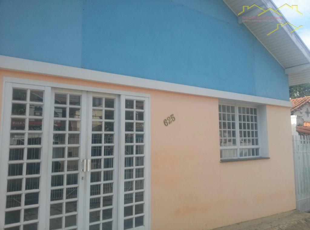 Casa comercial para locação, Centro, Valinhos.