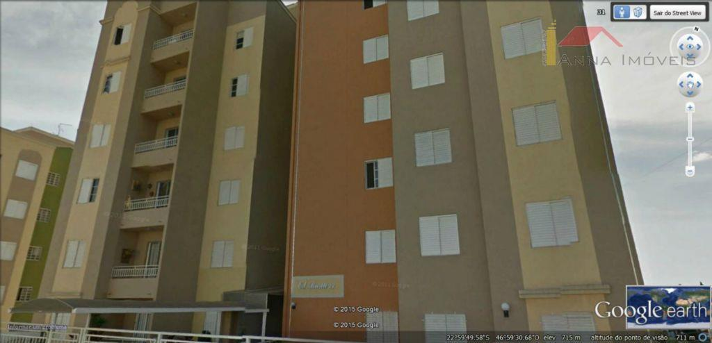 Apartamento  residencial para locação, Parque Florence, Valinhos.