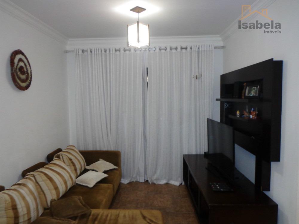 Apartamento residencial à venda, Parque Fongaro, São Paulo.