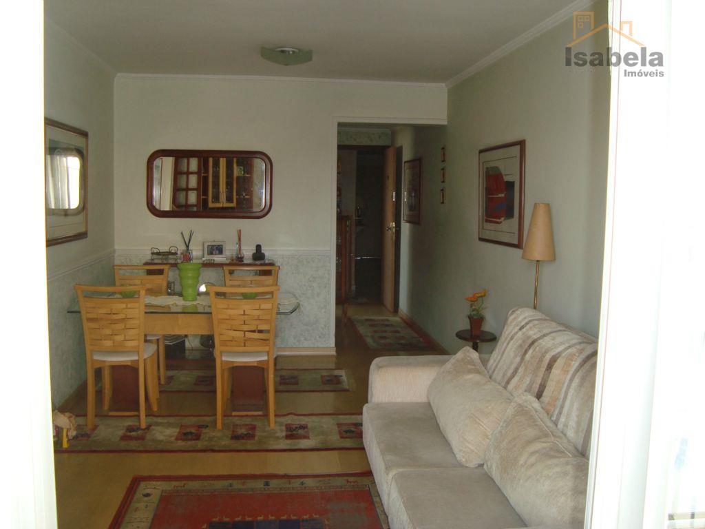 Apartamento residencial à venda, Vila Monte Alegre, São Paulo.
