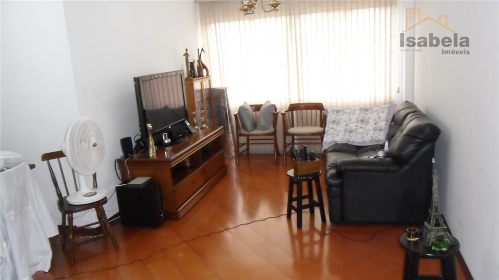 Apartamento residencial à venda, Vila Santo Estéfano, São Paulo.