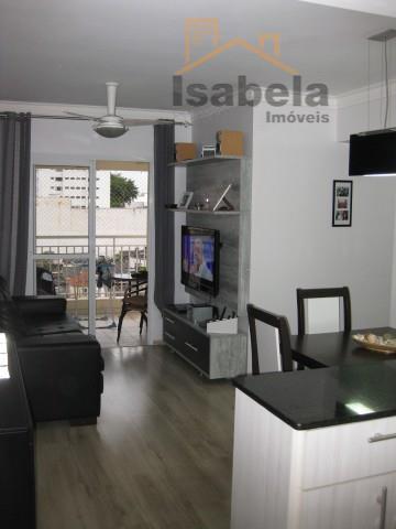 Apartamento residencial à venda, Vila das Mercês, São Paulo.
