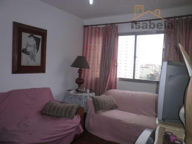 Apartamento residencial à venda, Vila da Saúde, São Paulo.