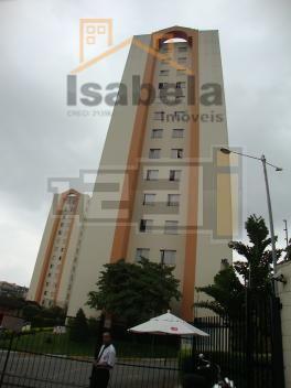 Apartamento residencial à venda, Jardim Vergueiro (Sacomã), São Paulo.