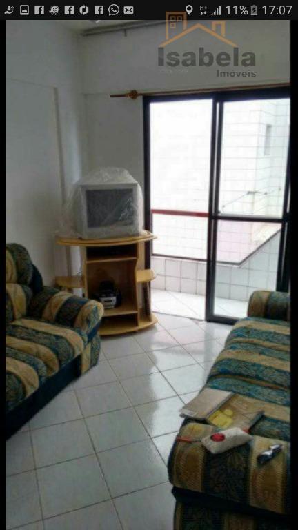 Apartamento residencial para venda e locação, Vila Assunção, Praia Grande.