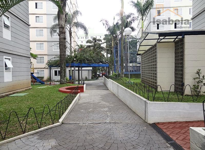 Apartamento residencial para locação, Jardim Santa Emília, São Paulo.