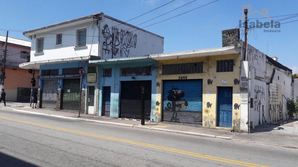 Terreno comercial à venda, Saúde, São Paulo.