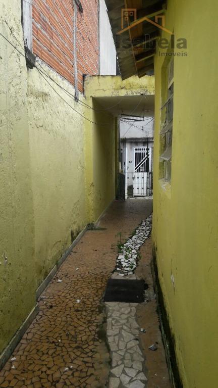 Casa residencial para locação, Vila Brasilina, São Paulo - CA0202.