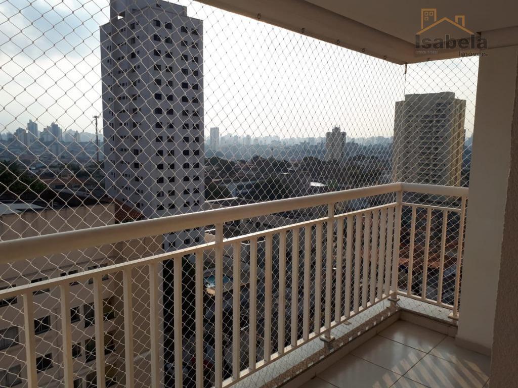 Apartamento residencial para locação, Vila das Mercês, São Paulo.