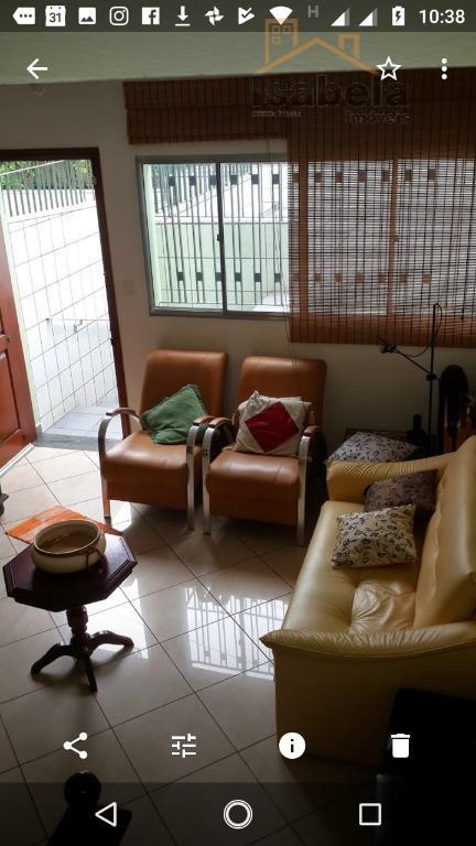 Casa residencial à venda, Bosque da Saúde, São Paulo.