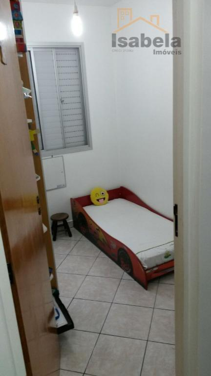 Apartamento residencial para locação, Vila Guarará, Santo An