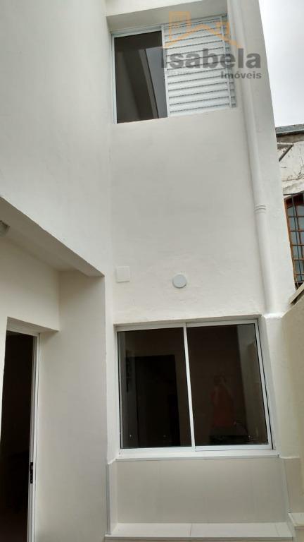 Sobrado com 3 dormitórios à venda, 150 m² por R$ 650.000 - Vila Gumercindo - São Paulo/SP