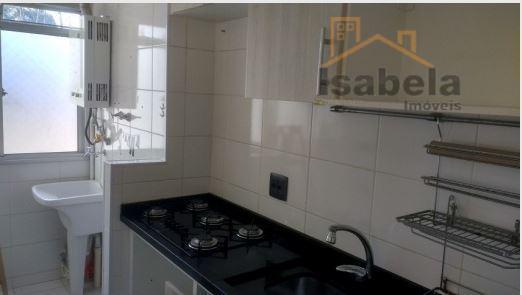 Apartamento residencial à venda, Jardim São Savério, São Paulo.