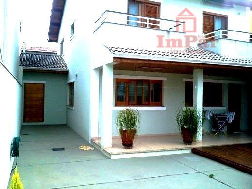 Casa residencial à venda, Residencial Euroville, Bragança Paulista - CA0004.