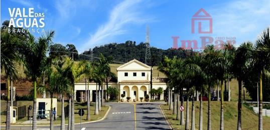 Terreno residencial à venda, Residencial Vale das Águas, Bragança Paulista.