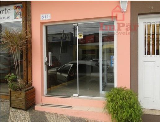 Ponto comercial para locação, Centro, Bragança Paulista.