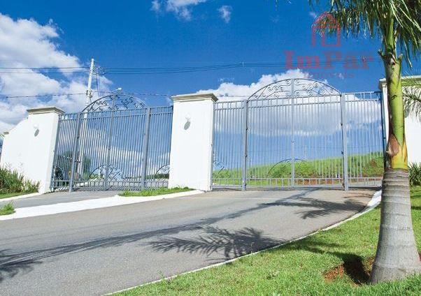 Terreno residencial à venda, Campo Novo, Bragança Paulista.