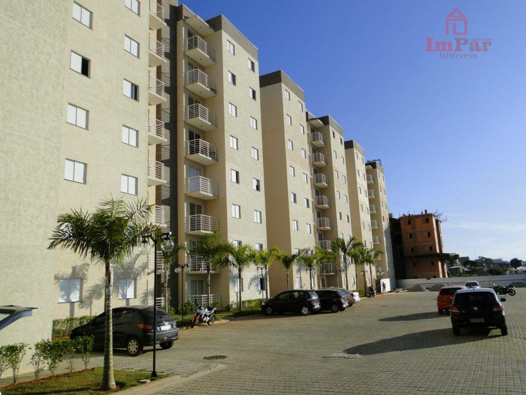 Apartamento residencial para locação, Jardim São Lourenço, Bragança Paulista - AP0004.
