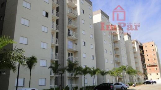 Apartamento residencial para locação, Jardim São Lourenço, Bragança Paulista.