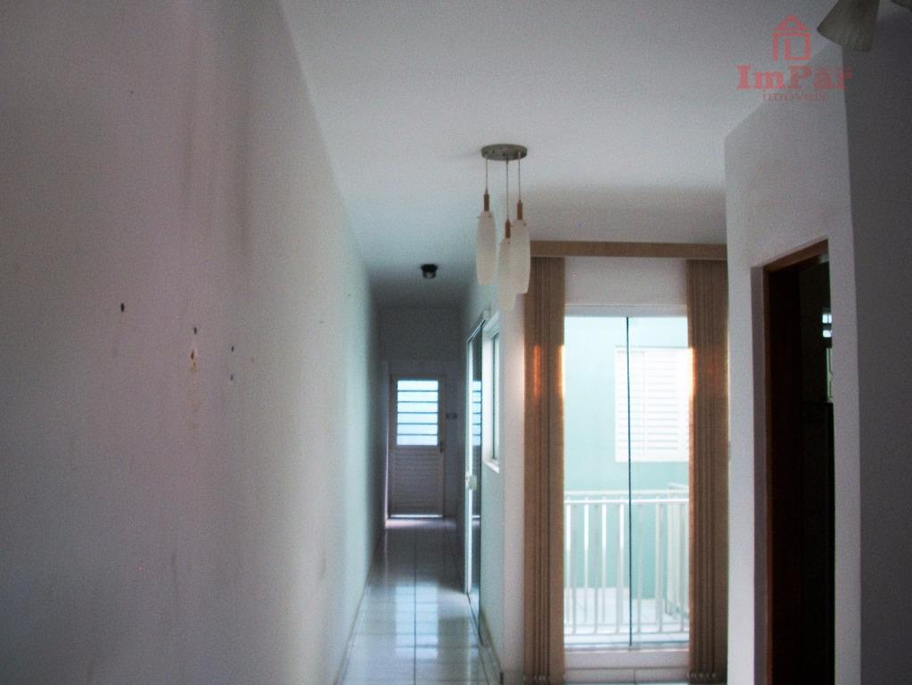 Casa residencial à venda, Jardim Recreio, Bragança Paulista - CA0463.