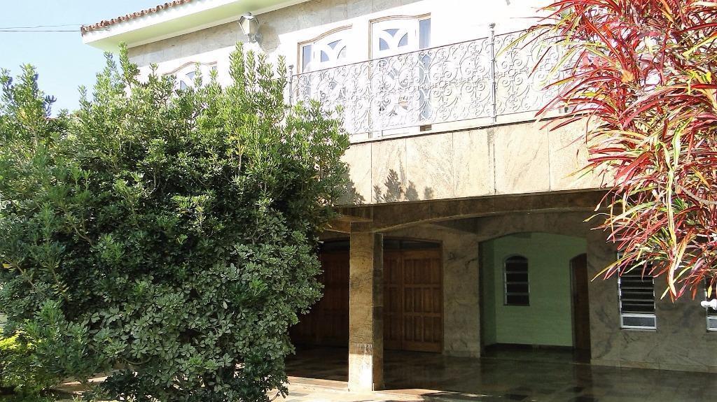 Casa residencial para venda e locação, Jardim Sevilha, Bragança Paulista - CA0586.