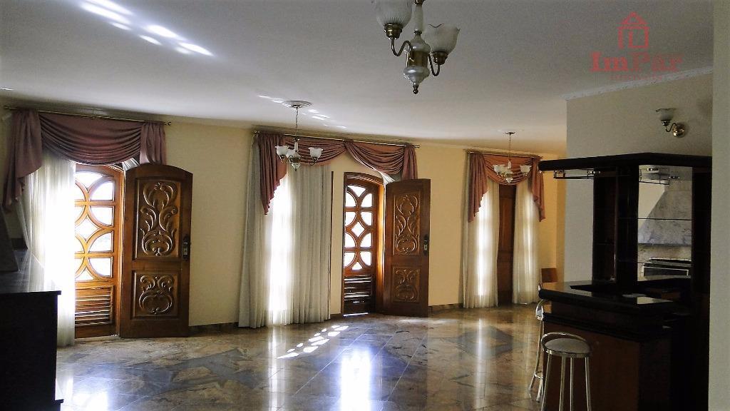 Casa residencial para locação, Jardim Sevilha, Bragança Paulista - CA0586.