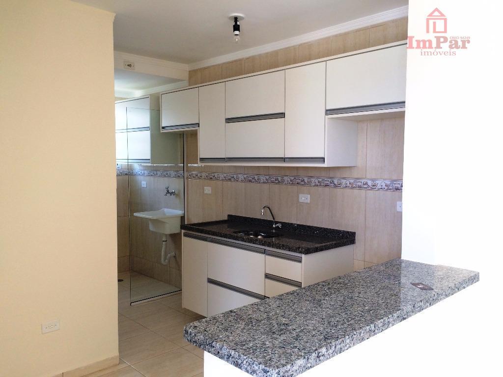 Apartamento  residencial para venda e locação, Jardim São Lourenço, Bragança Paulista.