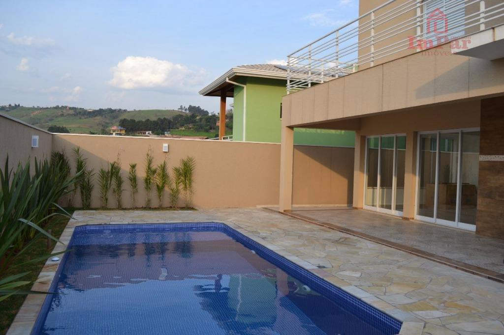 Casa residencial à venda, Chácaras Maringá, Atibaia.