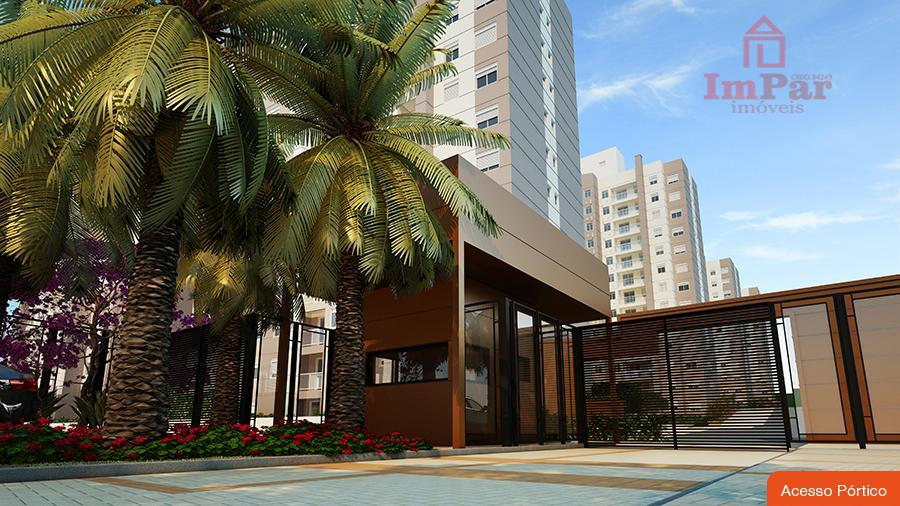 Apartamento  residencial à venda, Jardim Do Lago, Bragança Paulista.