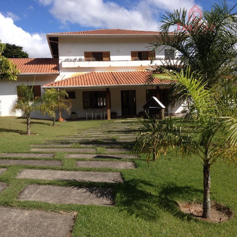 Casa residencial à venda, Condomínio Jardim das Palmeiras, Bragança Paulista.
