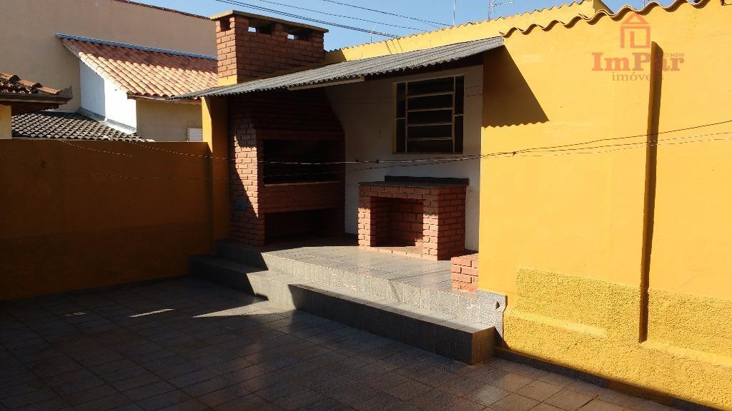 Casa  residencial para locação, Jardim Recreio, Bragança Paulista.