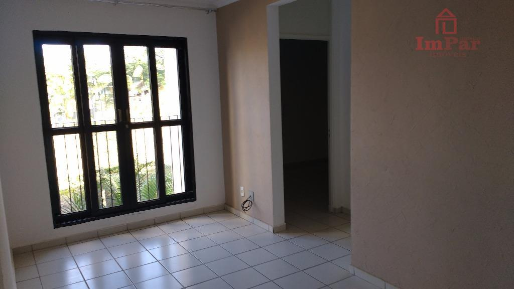 Apartamento  residencial para locação, Penha, Bragança Paulista.