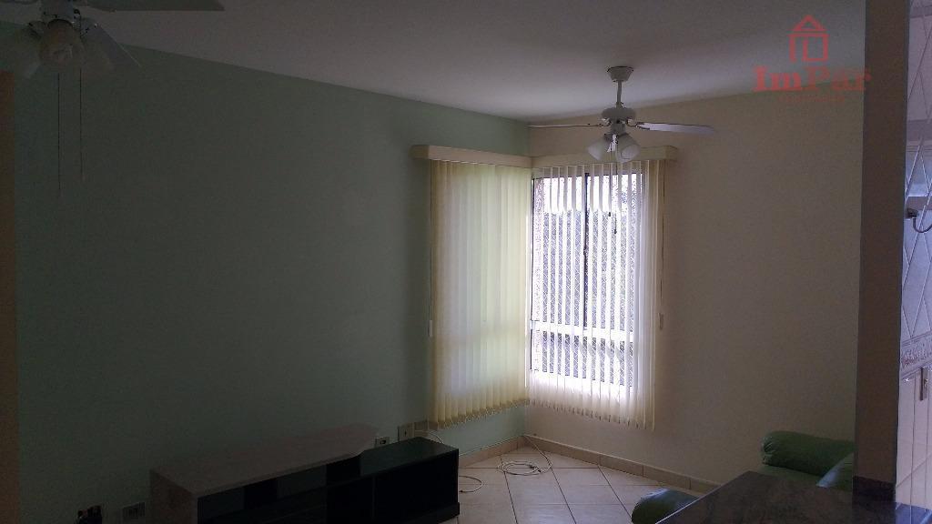 Apartamento  residencial para locação, Condomínio Residencial Colinas da Mantiqueira, Bragança Paulista.
