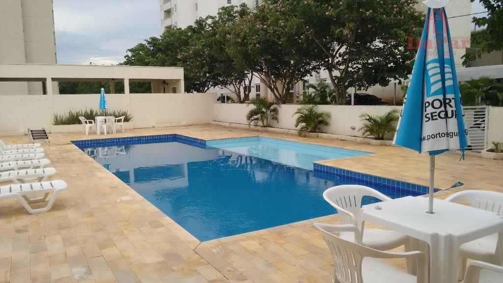 Apartamento residencial à venda, Residencial das Ilhas, Bragança Paulista.