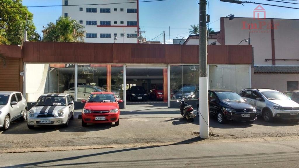 Ponto comercial para locação, Jardim São José, Bragança Paulista.