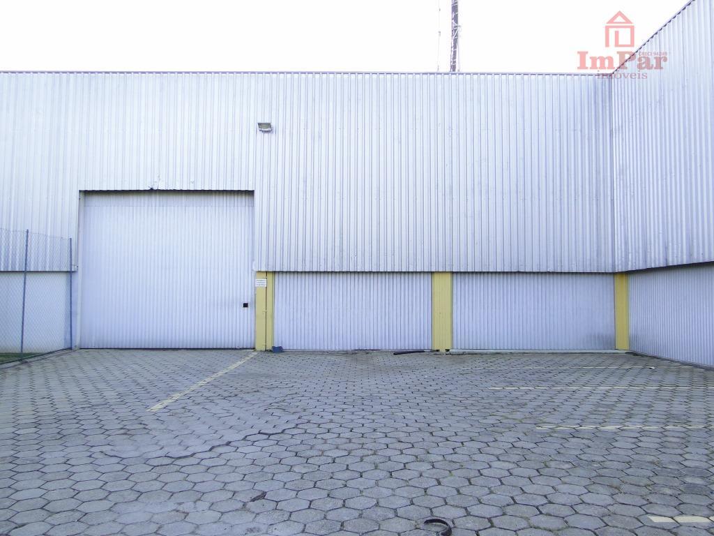 Galpão industrial para locação, Jardim São Lourenço, Bragança Paulista.