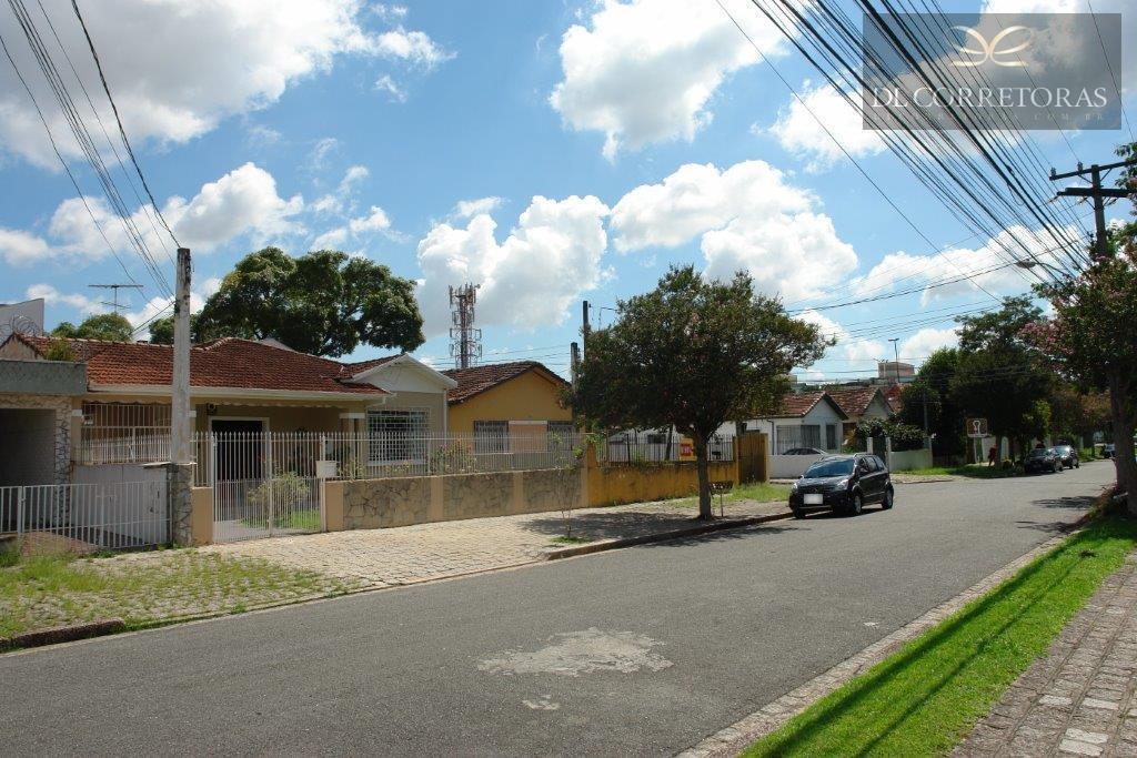dlcorretoras oferece para venda terreno/casa no bairro alto da xv hugo lange.o p o r t...