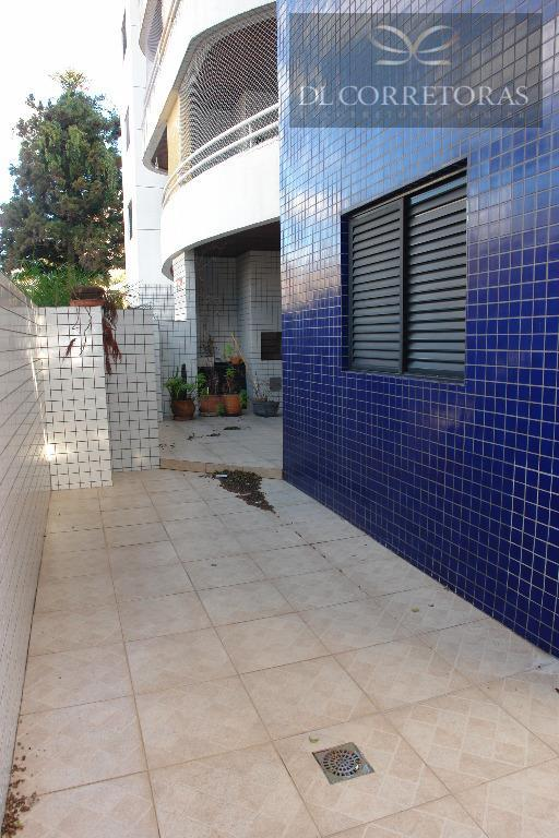 Alto da Xv, Garden, ensolarado, 3 quartos e 1 garagem