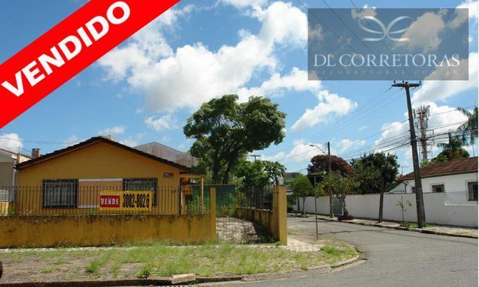 Terreno residencial à venda, Juvevê, Curitiba - TE0002.