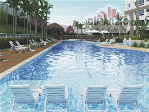 Apartamento Residencial para Venda,Vila Galo, Americana - AP0096.