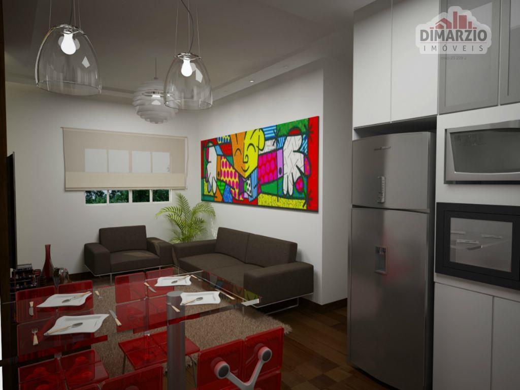 Apartamento  residencial à venda, Bela VIsta, Americana.
