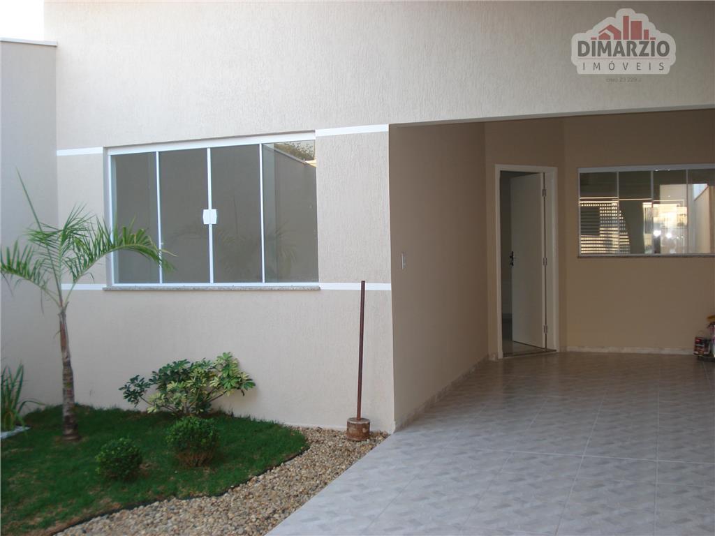 Casa  residencial à venda, Parque Nova Carioba, Americana.