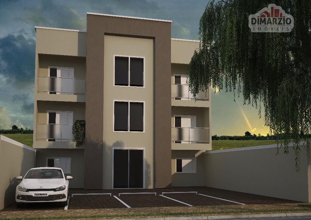 Apartamento  residencial à venda, Parque Residencial Jaguari, Americana.