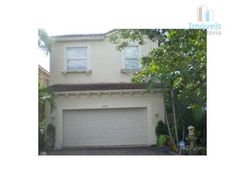 Linda casa em Homestead - Miami/FL.