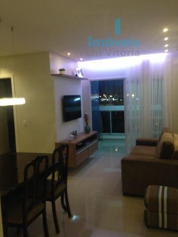 Apartamento 2 quartos, suíte e varanda à venda, Jardim Camburi, Vitória.