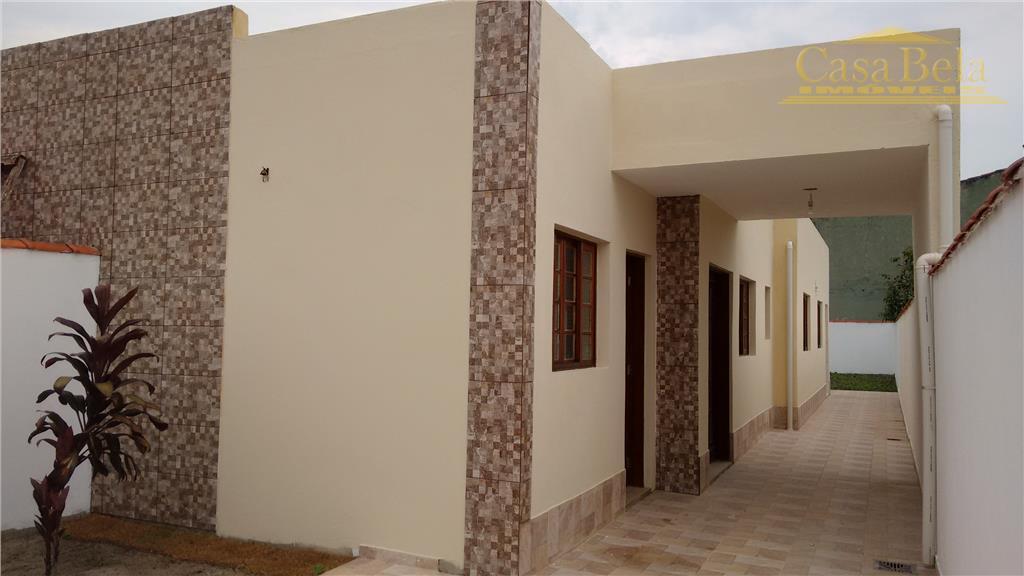 Casa residencial à venda, Grandesp, Itanhaém - CA0376.