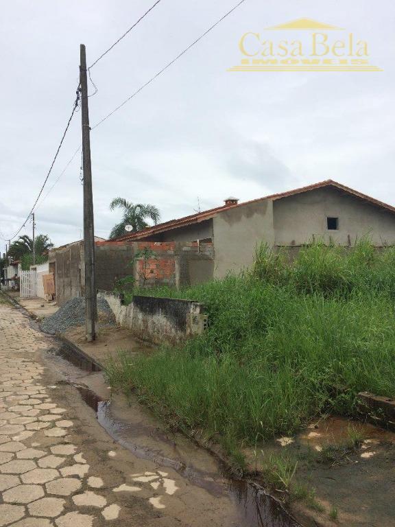 Terreno à venda, Jardim Casablanca, Peruíbe - TE0150.