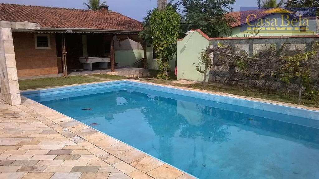 Casa residencial à venda, Estância Balneária Tupy, Itanhaém - CA1203.