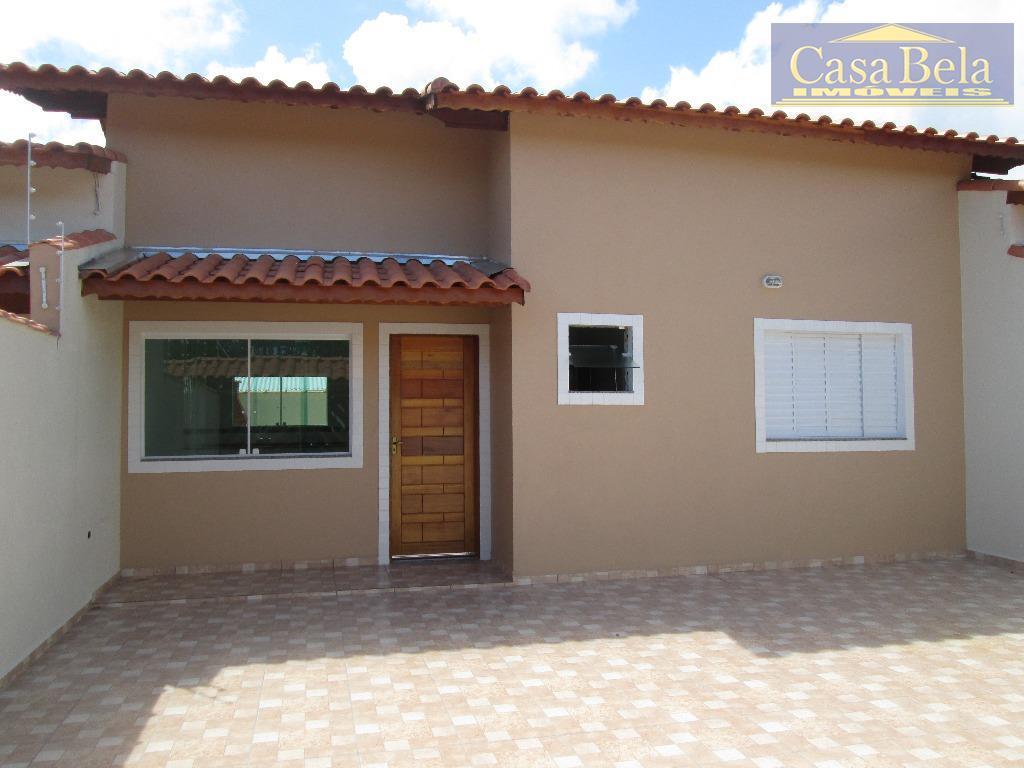 Casa à venda, Balneário Jardim de Itanhaém (F/Grandesp), Itanhaém - CA1401.