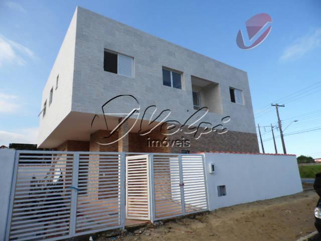 Apartamento  residencial para locação, Jardim Imperador IV, Praia Grande.